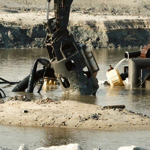 ship pump / dredging / water / impeller