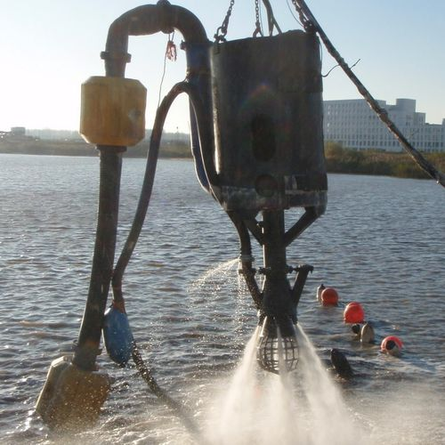 ship pump / transfer / dredging / water