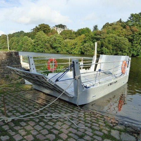 landing craft / aluminum