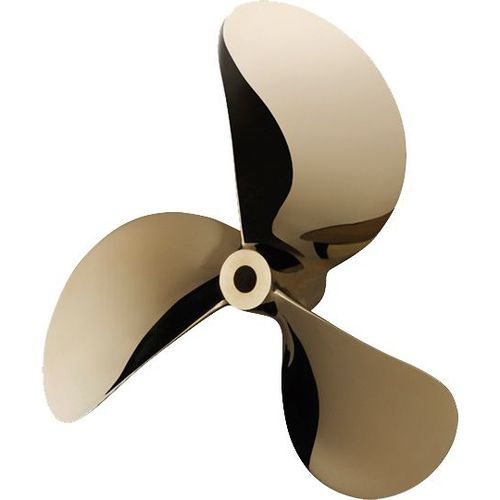 boat propeller / for sailboats / fixed-pitch / shaft drive