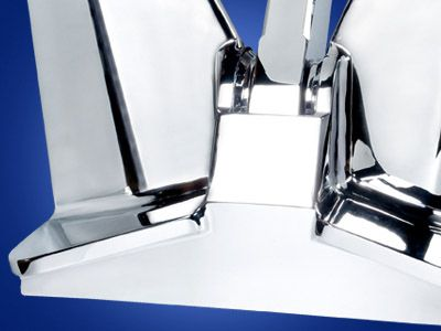 Pool anchor / for yachts