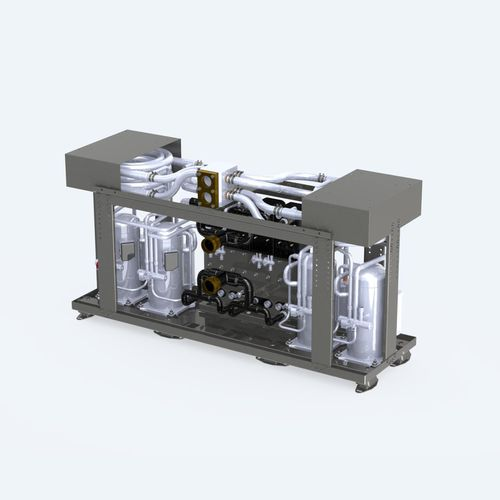 boat air conditioner / for yachts / monobloc