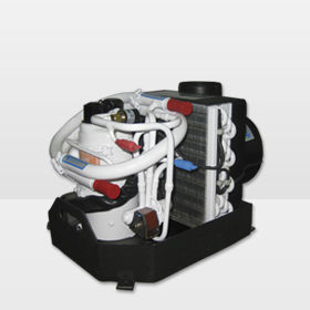 Boat air conditioner / for yachts / reversible BlueCool S-Series Webasto