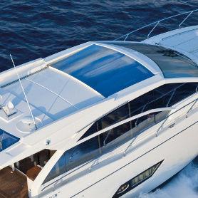 Sliding roof / for yachts 80- / 100-Series Webasto