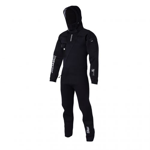 watersports drysuit / full / with hood / unisex