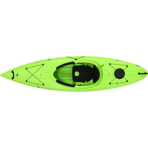 rigid kayak / recreational / solo / polyethylene