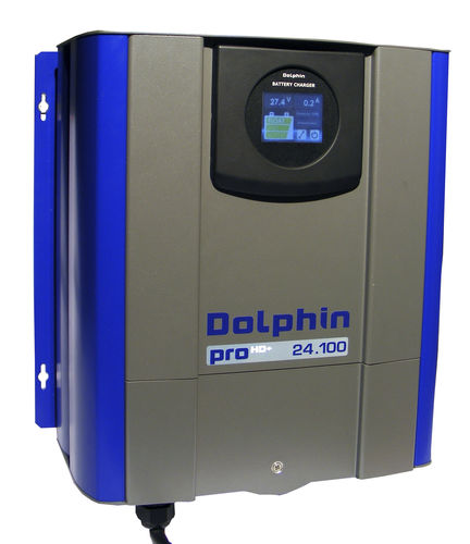 Battery charger / for ships / marine DOLPHIN PRO HD+ 24V100A - Input voltage 230 vac DOLPHIN CHARGER