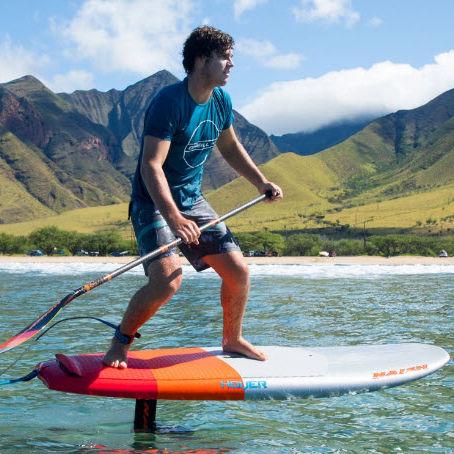 surf SUP / hydrofoil