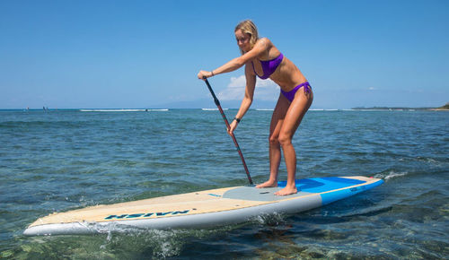 all-around SUP / touring / racing / flatwater