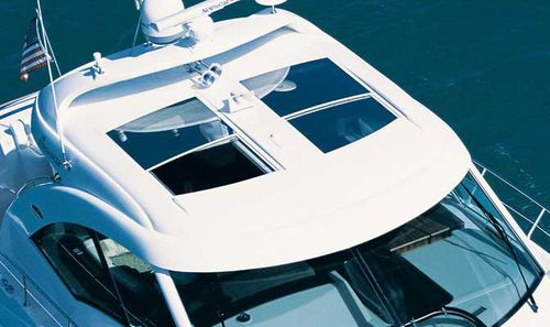 yacht sliding roof