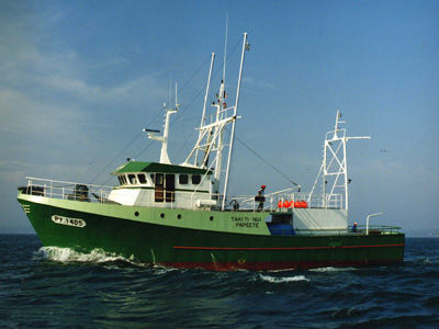 professional fishing boat / inboard / aluminum