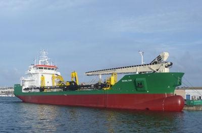 dredge special vessel