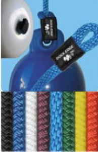 multipurpose cordage / for fenders / single braid / for boats