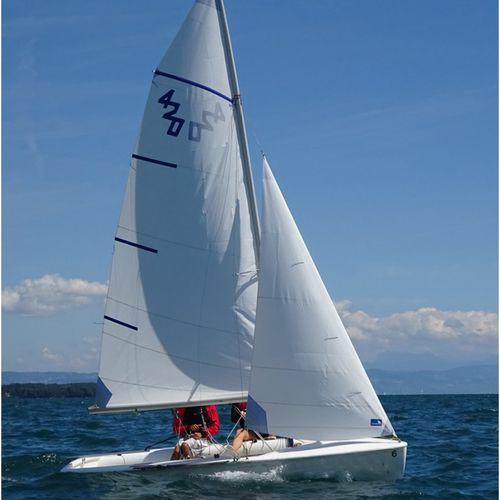 jib / for sailing dinghies / 420
