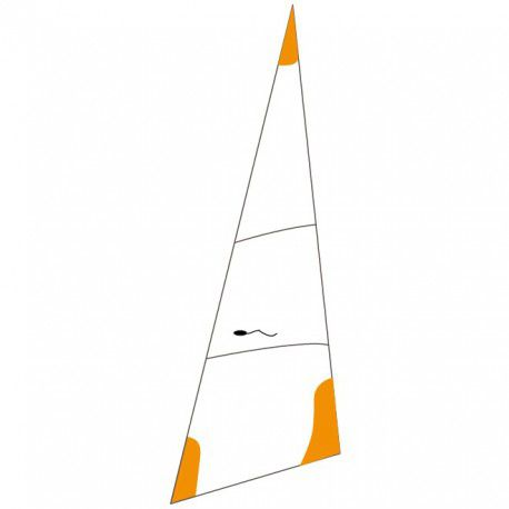 Jib / for sport multihulls FSTWCASP15 Forward Sailing