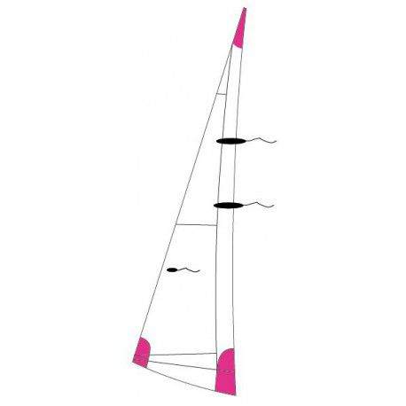 Jib / for sport multihulls FSTWINCAT15 Forward Sailing