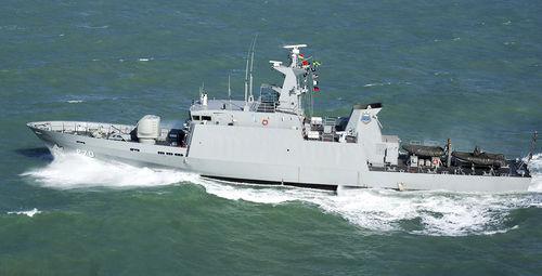 Patrol special vessel Macaé - NPa 500 Inace