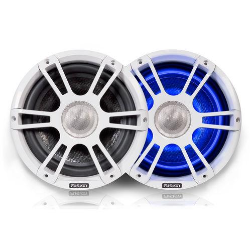 boat speaker / built-in / LED