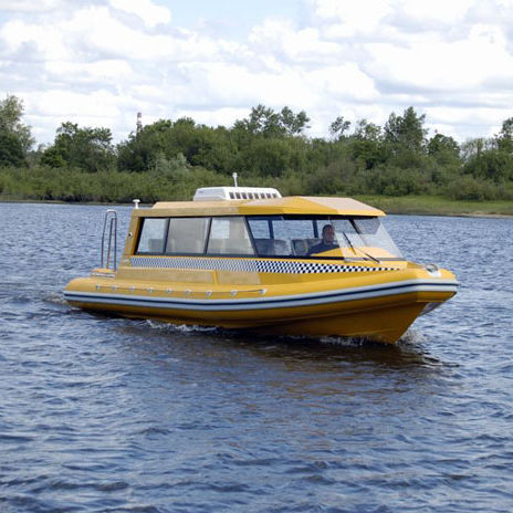 inboard sightseeing boat / rigid hull inflatable boat