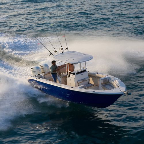 outboard center console boat - Sea Chaser