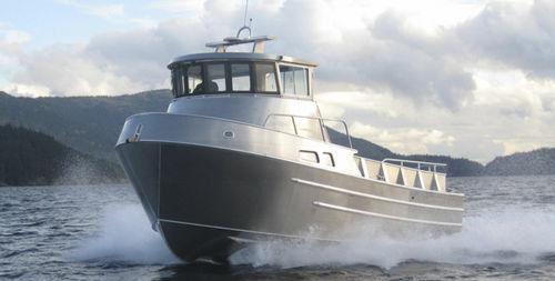 Inboard utility boat / hydro-jet Bristol Bay Gillnetter All American Marine