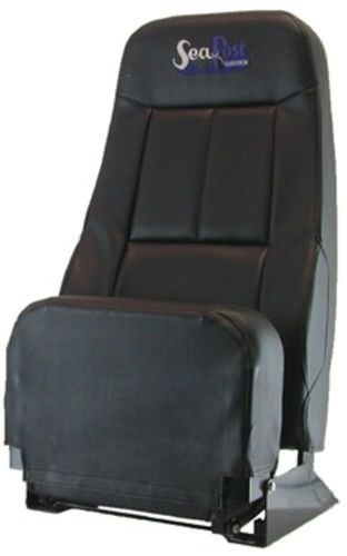 ship seat / fold-down / high-back / 1-person