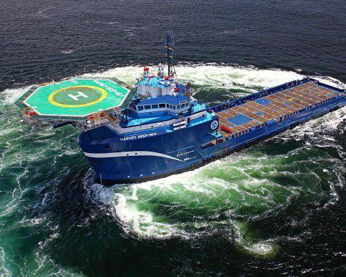 construction vessel multi-purpose vessel