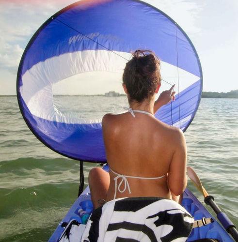 Kayak sail Cruiser Wind Paddle