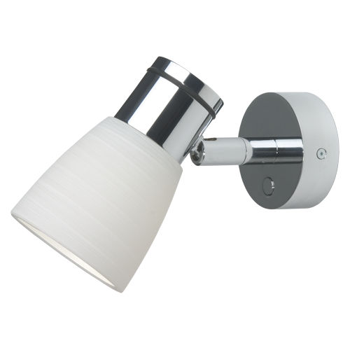 Indoor wall light / for yachts / cabin / LED R1-1 prebit