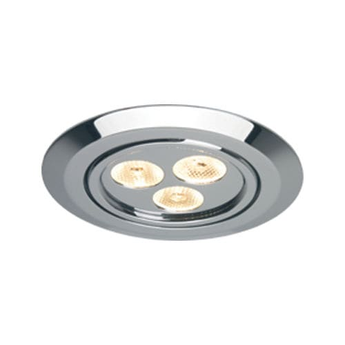 Indoor spotlight / for yachts / cabin / LED EB15-1L  prebit
