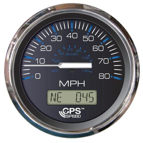 boat speed log / analog / digital