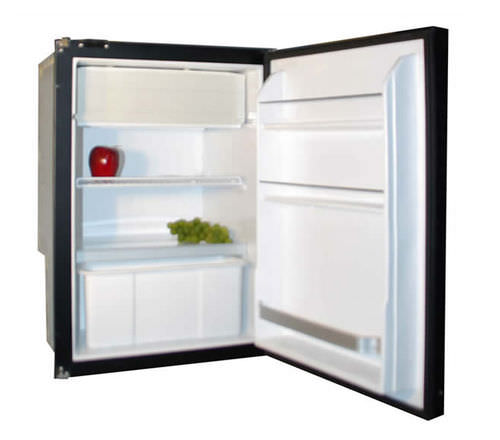 boat refrigerator / built-in / custom / AC/DC