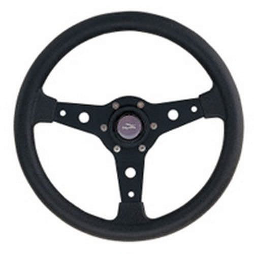 racing power boat steering wheel