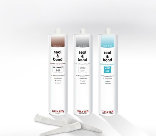 polymer adhesive / multi-use / water-resistant