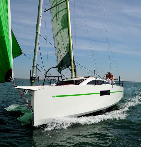 ocean cruising sailboat - RM Yachts - Fora Marine