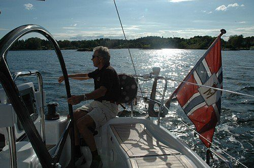 Sailboat helm wheel / carbon / racing 170 CM - ARCADIA Exit Carbon