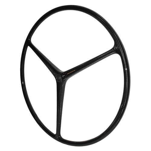 Sailboat helm wheel / carbon 180 CM - ENTERPRISE Exit Carbon