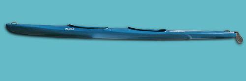 rigid kayak / marathon / sprint / two-seater