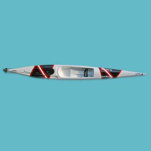 sit-on-top kayak / rigid / sea / sprint