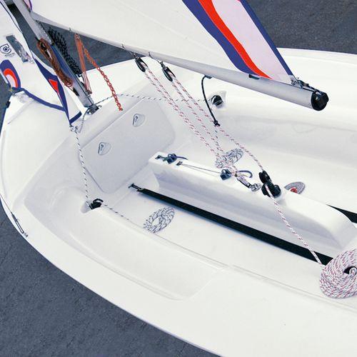 Monohull / day-sailer / open transom TRIDENTE 16' CNA Cantiere Nautico