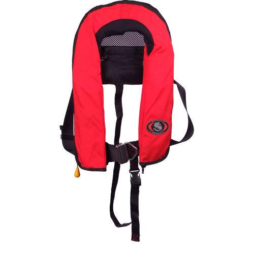 self-inflating life jacket / professional