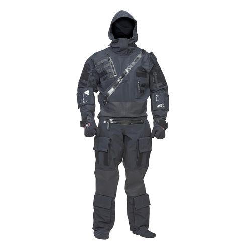 professional drysuit / hooded / men's / breathable