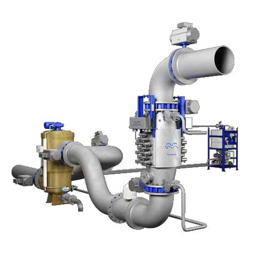 ballast water treatment - Alfa Laval Mid Europe
