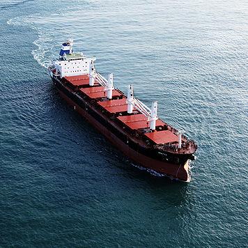 bulk carrier cargo ship / Handysize