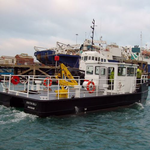 pollution control boat / inboard