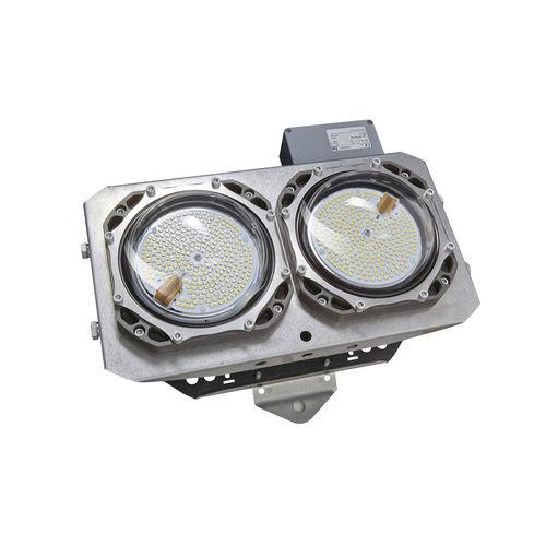 ship light / for hazardous areas / deck / LED