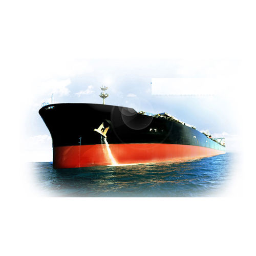 Bulk carrier cargo ship HANJIN HEAVY INDUSTRIES AND CONSTRUCTION