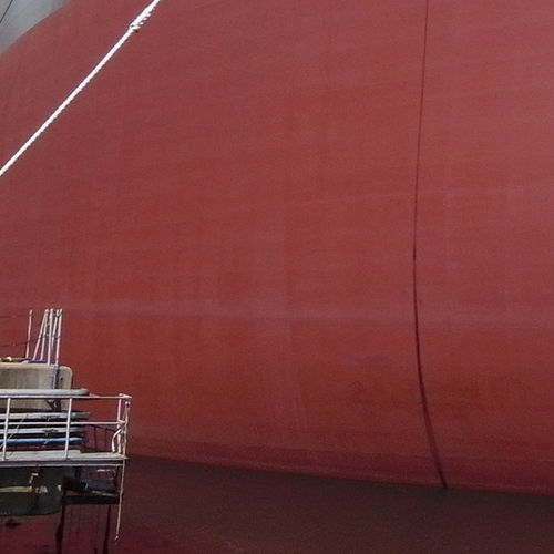 merchant ship antifouling coating / professional vessel / self-polishing / multi-use