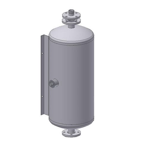 vacuum tank / for boats / for toilets
