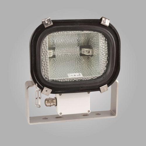 Deck floodlight / for ships / halogen ST76 LightPartner Lichtsysteme